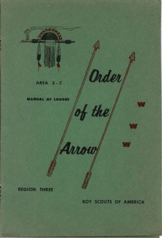 Area 3-C Manual of Lodges, 1963